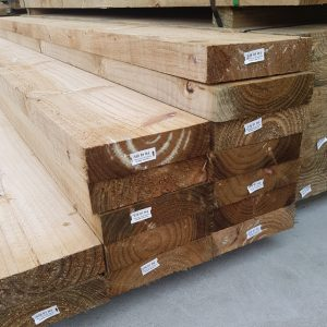Treated Pine H4 Sleeper 200 x 50 1.8m
