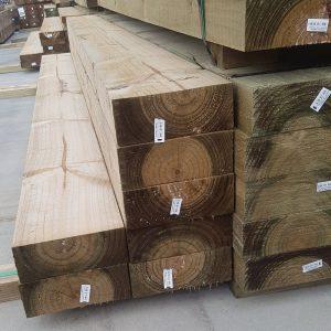 Treated Pine H4 Sleeper 200 x 75 1.2