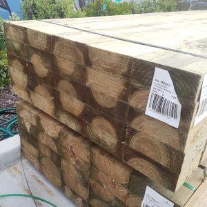 Treated Pine H4 Sleeper 200 x 75 1.5