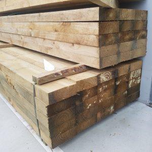 Treated Pine H4 Sleeper 200 x 75 1.8m