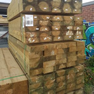 Treated Pine H4 Sleeper 200 x 75 2.1m