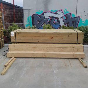 Treated Pine H4 Sleeper 200 x 75 3.0m