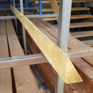 Treated Pine Safety Rail 85 x 50