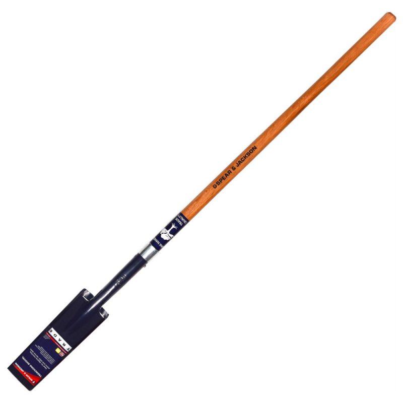 Spear & Jackson Trenching Shovel Oak Handle